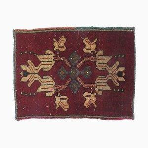 Türkische Vintage Oushak Türmatte oder Teppich, 2er Set