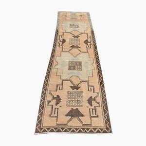 Tappeto Neusal Tappeto antico Oushak 3x10 fatto a mano, Turchia