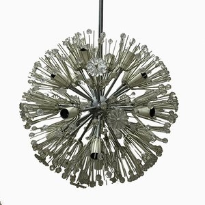 Vintage Sputnik Chandelier by Emil Stejnar for Kalmar