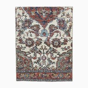 Zerbino Oushak vintage3x3 con piccolo tappeto, Turchia