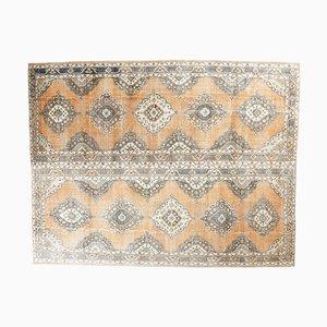 10x13 Vintage Turkish Oushak Handmade Wool Oversized Area Rug