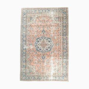7x11 Orientalischer Handgeknüpfter Orient Orient orientalischer Oushak Teppich