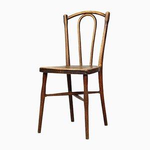 Antiker Bugholz Stuhl von Johann Kohn, 1930er