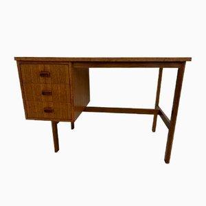 Skandinavischer Doppelseitiger Vintage Schreibtisch, 1960er