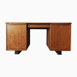 Minimalistischer Schreibtisch von Soennecken, 1940er oder 1950er
