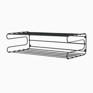 Vintage Metal Shelf from Ikea, 1980s