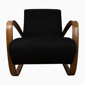 H-269 Lounge Chair by Jindřich Halabala for UP Závody, 1950s