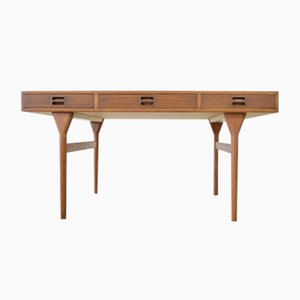 Schreibtisch von Nanna Ditzel für Søren Willadsen Møbelfabrik, 1960er