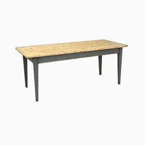 Mesa de comedor de pino