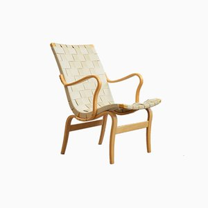 Eva Lounge Chair by Bruno Mathsson for Dux, 1970s