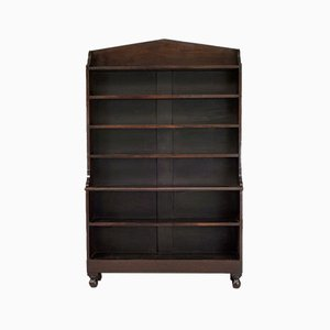 Rosewood Open Bookshelf