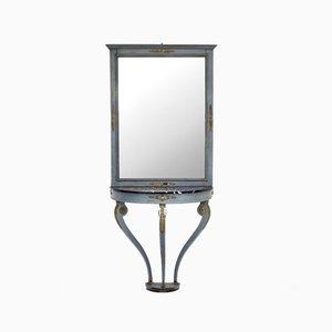 Consolle e specchio