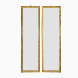Gilded Mirrors, 1920s, Set of 2