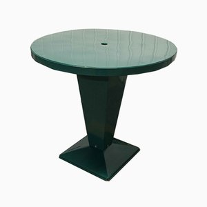 Kub 80 Bistro Table by Xavier Pauchard for Tolix, 1960s