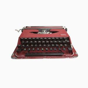Gossen Tippa Majenta Schreibmaschine, 1950er
