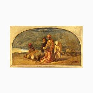 William James Muller, Orientalist Painting, 1843