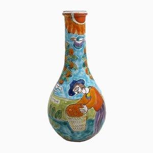 Italienische Keramikvase von Desimone, 1960er