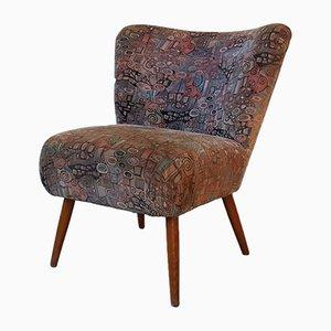 Club chair Mid-Century, anni '60 o '70