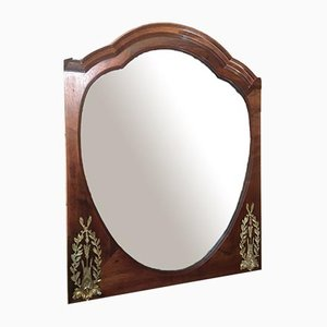 Mirror with Walnut Frame, 1918