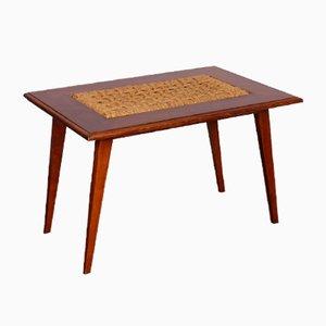 Table Basse Vintage par Adrien Audoux & Frida Minet pour Vibo, 1960s