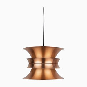 Mid-Century Swedish Pendant Lamp by Carl Thore / Sigurd Lindkvist for Granhaga Metallindustri, 1960s