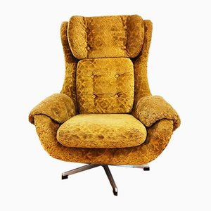 Vintage Swivel Chair from UP Závody / Rousinov, 1970s