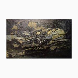 Rudi Olsen, Thunder Jutland, 1961, Öl auf Leinwand