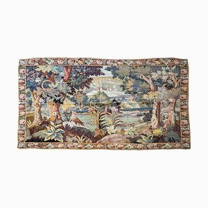 Verdure Greenery Antique Wall Tapestry