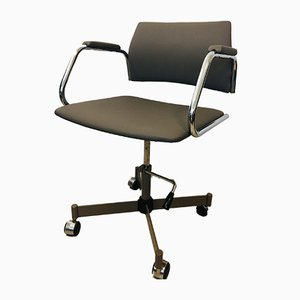 Grey Office Chair from Kovona, 1970s