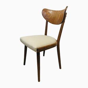 Beigefarbener Stuhl von TON, 1960er