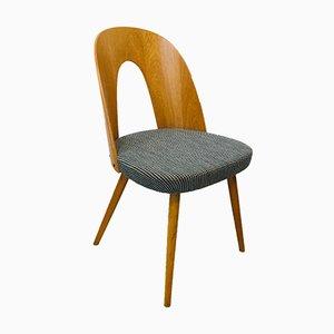 Blauer Stuhl von Antonin Suman, 1960er