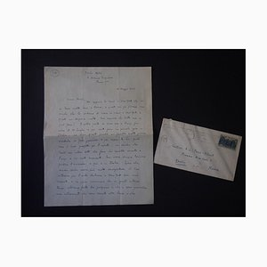 Vittorio Rieti - Autograph Letters - 1947