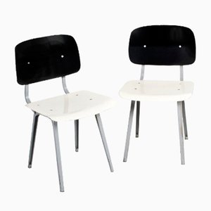 Revolt Chair by Friso Kramer for Ahrend de Cirkel, Set of 2