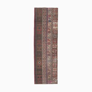 Vintage Turkish Oushak Runner Carpet
