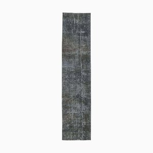 Bohème Türkischer Vintage Läufer Teppich