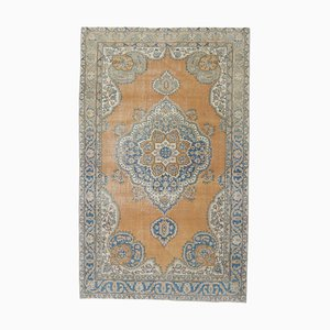 Vintage Carpet Oushak Carpet