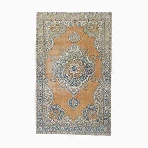 Vintage Teppich Oushak Teppich