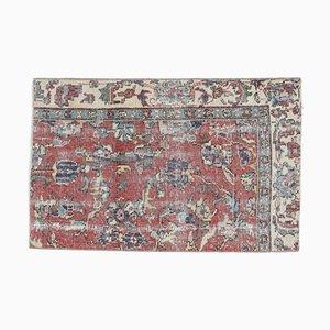 Antiker Türkischer Teppich Oushak Teppich