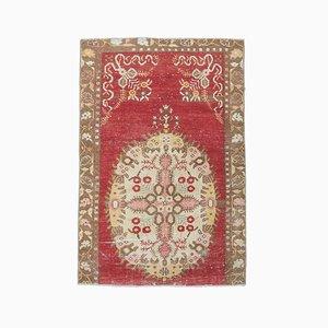 Vintage Medallion Turkish Carpet