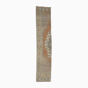 Halber türkischer Handgeknüpfter Teppich aus Wolle