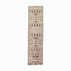 Antique Turkish Handmade Wool Rug