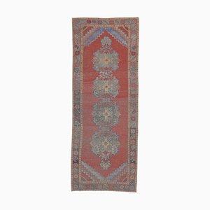 Turkish Antique Handmade Wool Runner