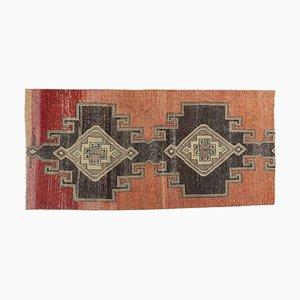 Vintage Turkish Entryway Carpet
