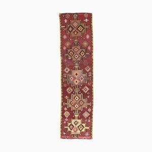 Tappeto vintage di lana fatto a mano, Turchia