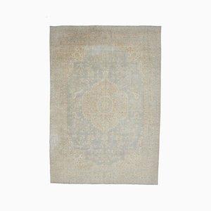 Antique Middle Eastern Handmade Wool Rug