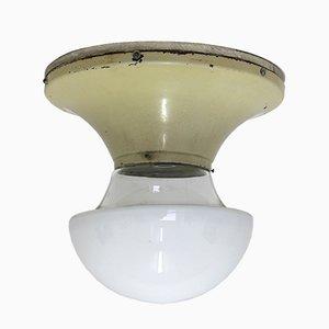 Lampada da soffitto Bauhaus, anni '30