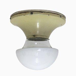 Luz de techo Bauhaus, años 30