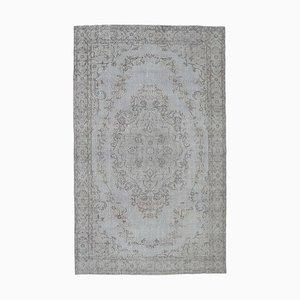 Handgeknüpfter türkischer orientalischer 5x10 Orihak Grey Orientteppich