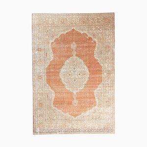 8x12 Türkischer Vintage Oushak Teppich von Ottoman Palace