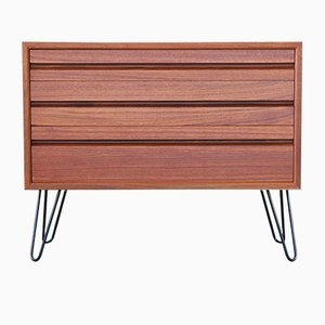 Mid-Century Teak Chest of Drawers by Poul Cadovius for Cado, 1960s
